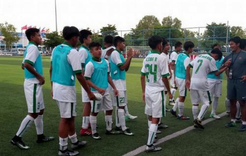 Timnas Indonesia U-15 siap berlaga di Piala AFF 2019 (Foto: PSSI)