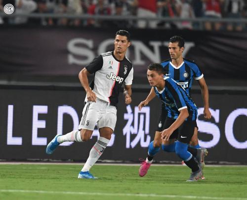 Laga Inter Milan vs Juventus akan berlangsung di pekan ketujuh Liga Italia 2019-2020 (Foto: Situs resmi Inter Milan)