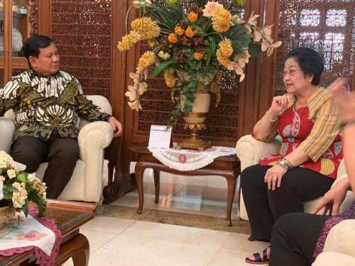 prabowo dan Megawati