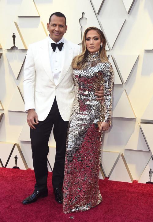 Jennifer Lopez silver