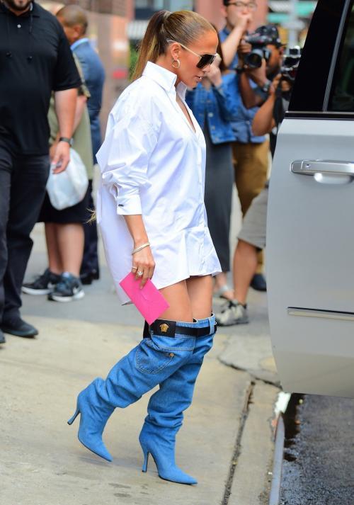 Jennifer Lopez tren