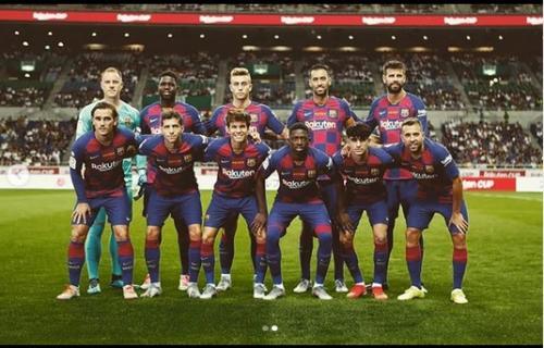 Barcelona vs Chelsea di laga pramusim