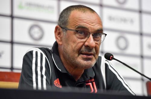 Maurizio Sarri (Foto: Juventus)
