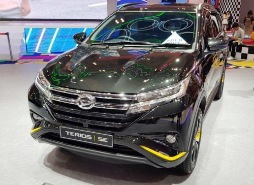 Daihatsu Terios SE GIIAS 2019