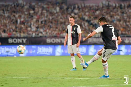 Ronaldo di laga kontra Inter Milan