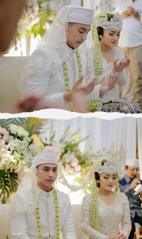 Cantiknya Siti Badriah Dengan Baju Pengantin Sunda Siger Okezone
