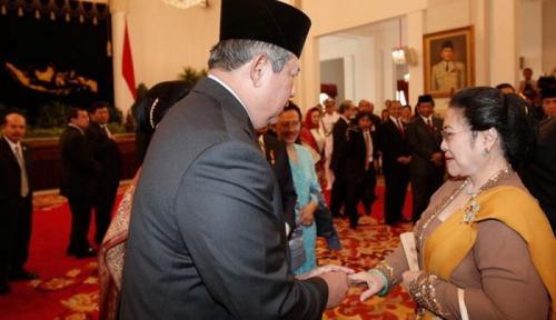 SBY-Megawati