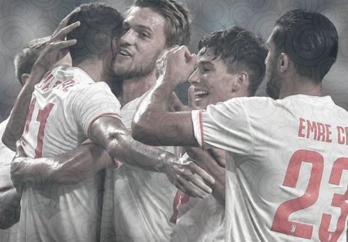 Juventus nyaris tumbang di tangan K-League All Star (Foto: Situs resmi Juventus)
