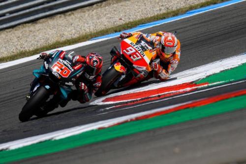 Fabio Quartararo bisa jadi ancaman Marquez di paruh kedua MotoGP 2019