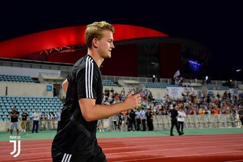 Matthijs de Ligt menguatkan lini pertahanan Juventus (Foto: Situs resmi Juventus)