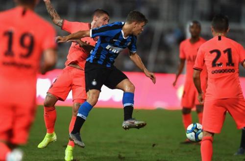 Inter Milan sukses menyamakan kedudukan 1-1 (Foto: Inter Milan/Twitter)