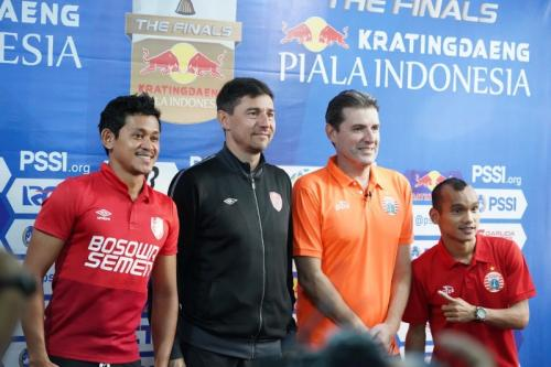 PSM Makassar vs Persija Jakarta di leg kedua final Piala Indonesia 2018-2019