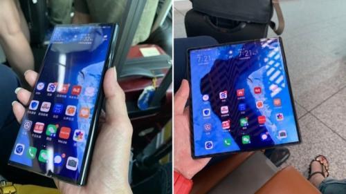 Alasan Huawei Tunda Peluncuran Mate X