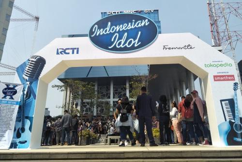 Audisi Indonesian idol X