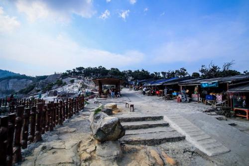 Destinasi wisata di sekitar tangkuban parahu
