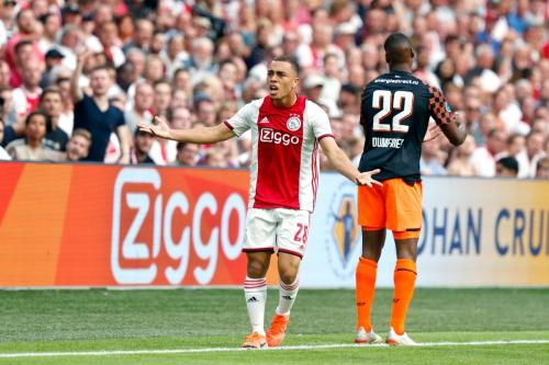 Ajax vs PSV di Piala Super Belanda 2019-2020