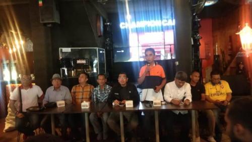 Karo FC targetkan juara Liga 3