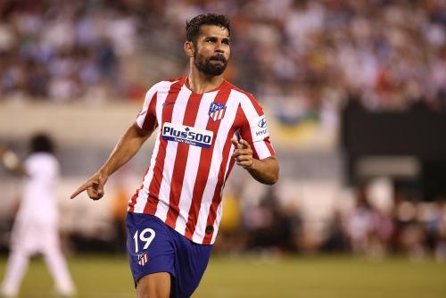 Diego Costa bisa jadi andalan lini serang Atletico musim depan