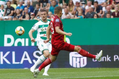 Lechia diimbangi Wisla di pekan kedua Liga Polandia 2019-2020