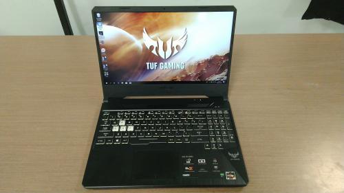 Asus tampaknya memisahkan seri TUF Gaming FX505D dengan keluarga laptop ROG (Republic of Gamers).