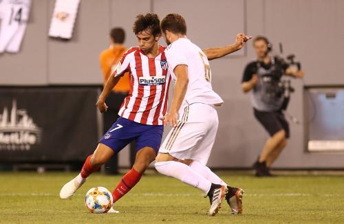 Joao Felix bergabung dengan Atletico Madrid