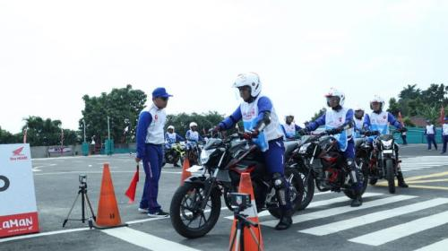 Safety riding instructors