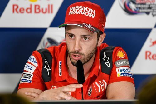 Andrea Dovizioso harap Ducati lakukan sesuati di sisa musim MotoGP 2019