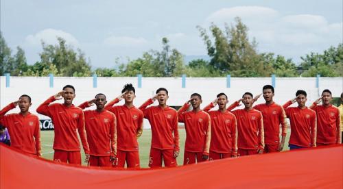 Timnas Indonesia U-15 di Piala AFF U-15 2019