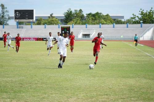 Timnas Indonesia U-15 imbang kontra Timor Leste