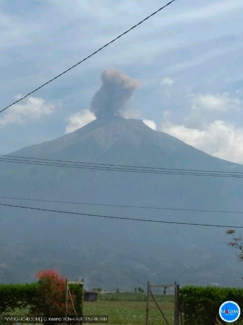 Gunung Arjuno. (Foto: Istimewa)