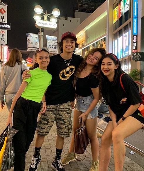 Liburan di Jepang