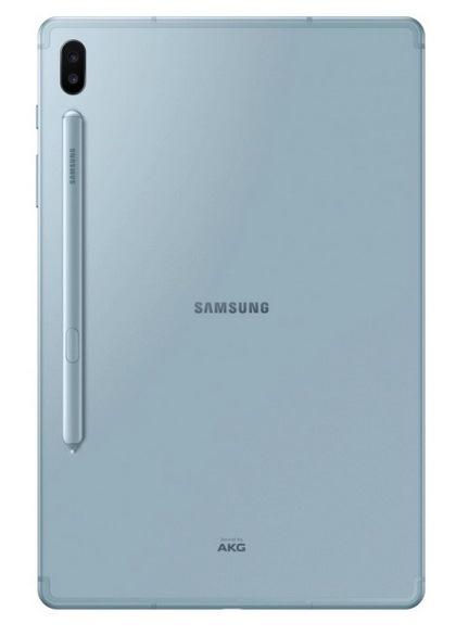 Samsung mengungkap perangkat mobile terbaru besutan mereka, Galaxy Tab S6.