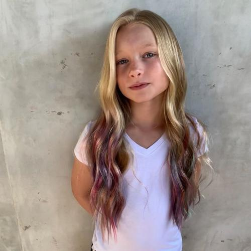 Jessica Simpson dibully karena mewarnai rambut anaknya. (Foto: Instagram)