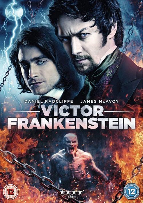 Victor Frankenstein berkisah tentang ilmuwan yang menciptakan monster.