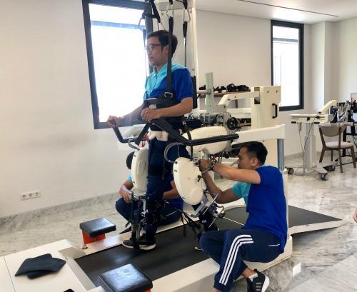 Rehab robotik