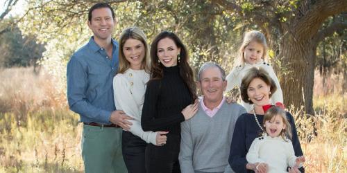 Keluarga bush