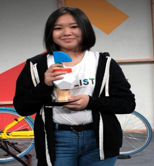Pelajar Indonesia Raih Penghargaan Bergengsi di Google Science Fair