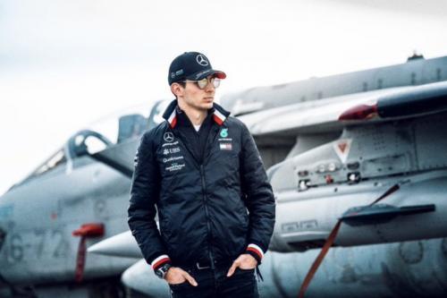 Esteban Ocon dipertimbangkan sebagai rekan duet Lewis Hamilton (Foto: Esteban Ocon/Twitter)
