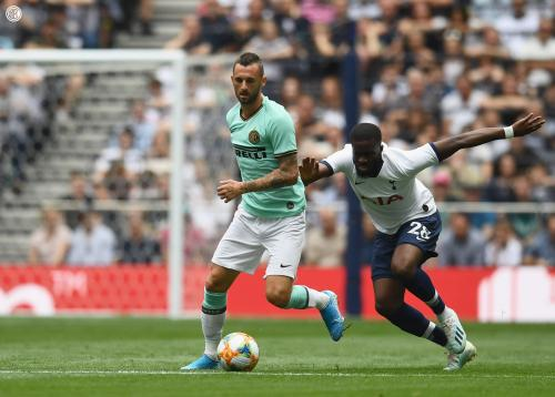 Tottenham Hotspur vs Inter Milan di ICC 2019