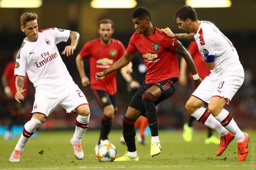 Man United kalahkan AC Milan di ICC 2019