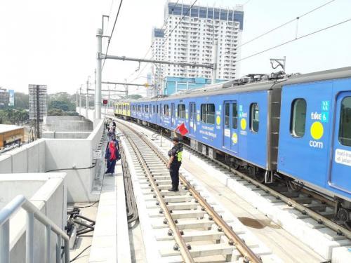 MRT Gangguan (Dok MRT)