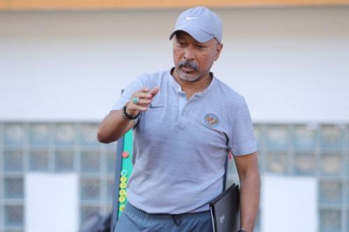 Fakhri Husaini mencoret satu pemain karena cedera (Foto: PSSI)