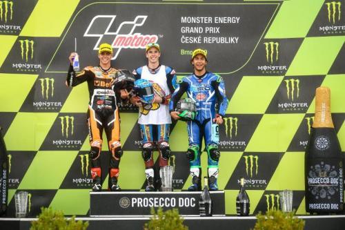Alex Marquez jadi pemenang di Moto2 Republik Ceko 2019