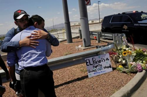 Penembakan di El Poso, Amerika Serikat.