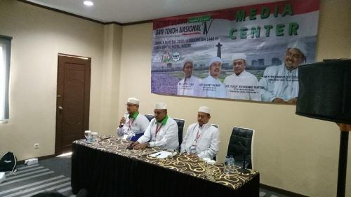 Ijtima Ulama IV (Foto: Putra RA/Okezone)