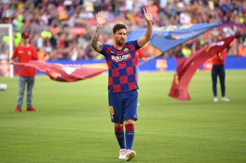 Lionel Messi dijagokan raih Ballon dOr