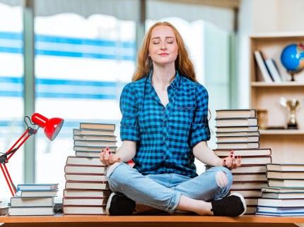 Remaja Meditasi