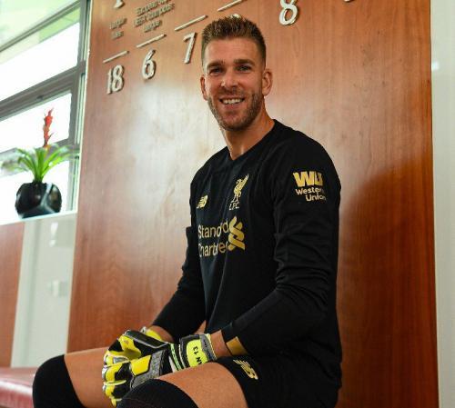 Adrian adalah kiper anyar Liverpool yang dibeli di pengujung bursa transfer musim panas 2019