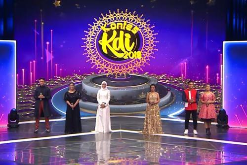 Kontestan pekan ke-3 KDI 2019