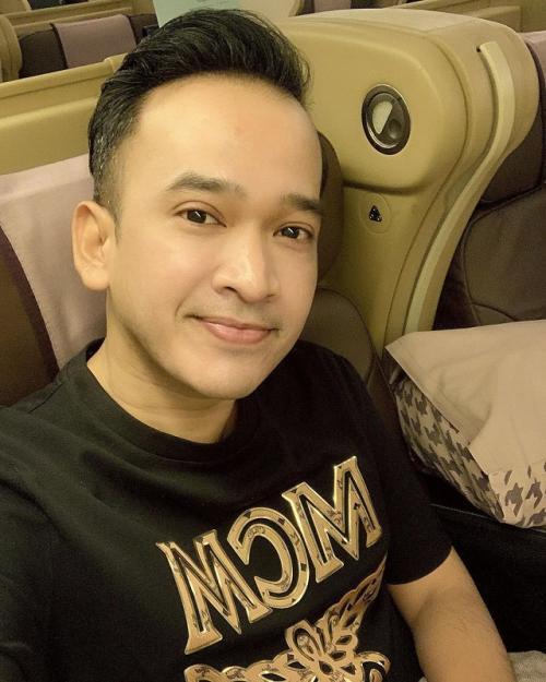Ruben Onsu kagum pada keputusan besar Raffi Ahmad untuk rehat dari dunia hiburan. (Foto: Instagram/@ruben_onsu)